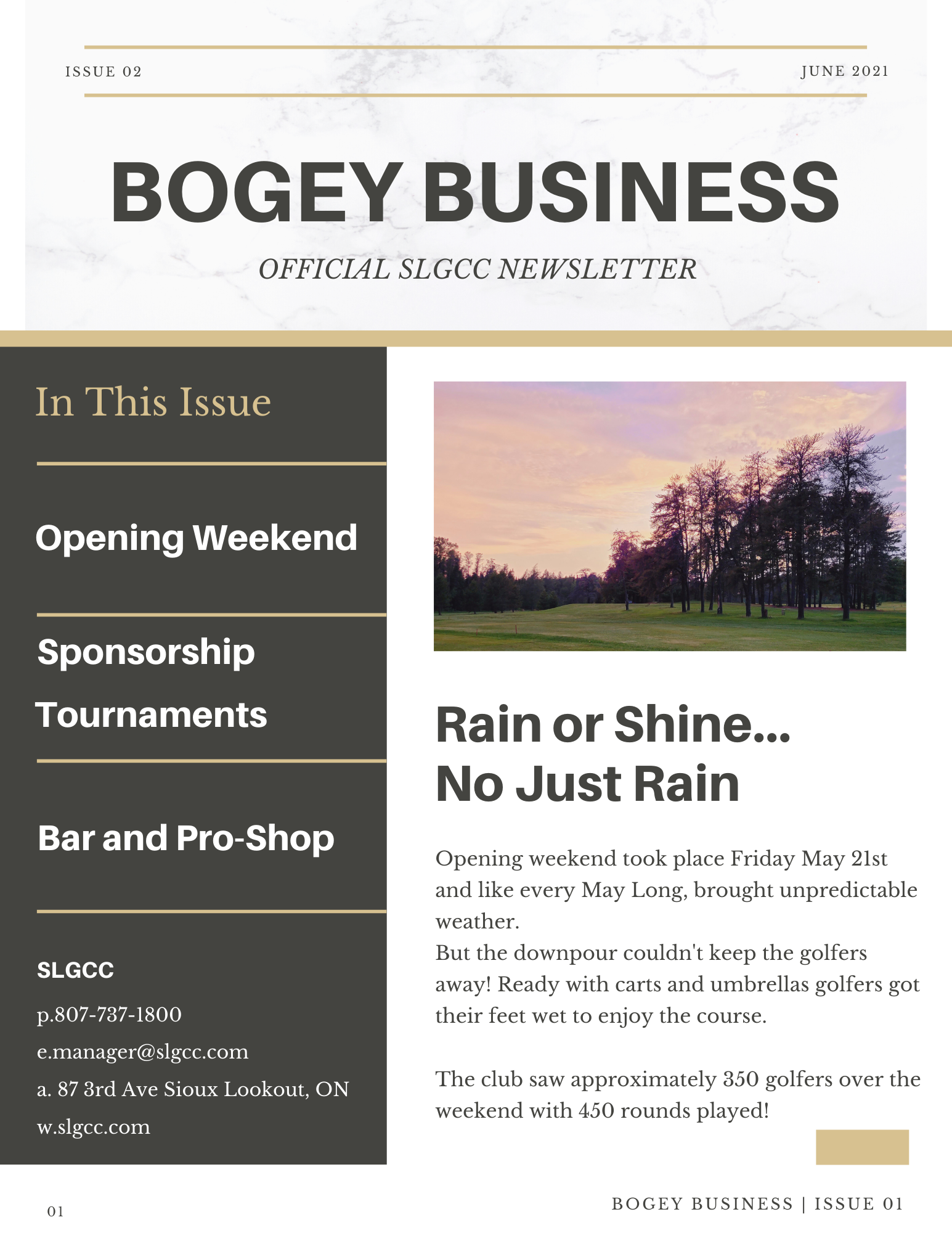 Bogey Business Issue 02